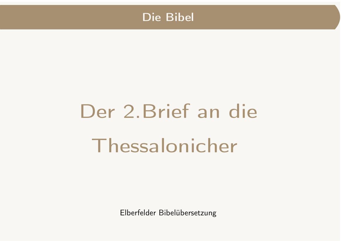 2thessalonicher