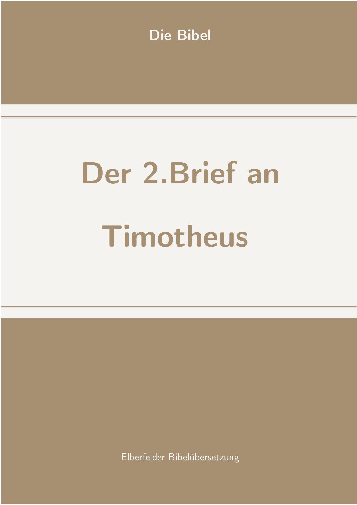 2timotheus